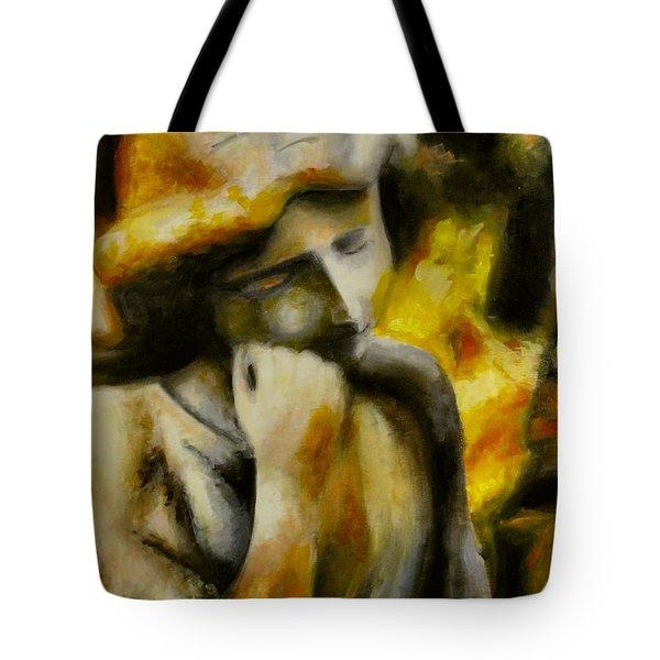 Peace Unending Tote Bag