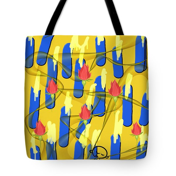 Peace Will Find A Way Tote Bag