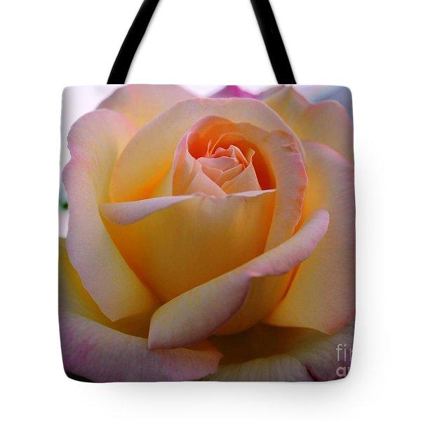 Peaceful Aura Tote Bag