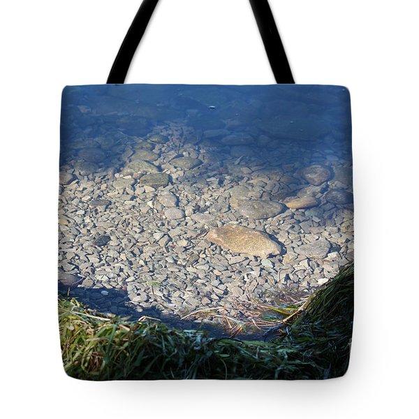 Peaceful Bay Tote Bag