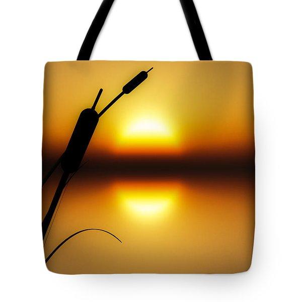 Peaceful Dawn Tote Bag