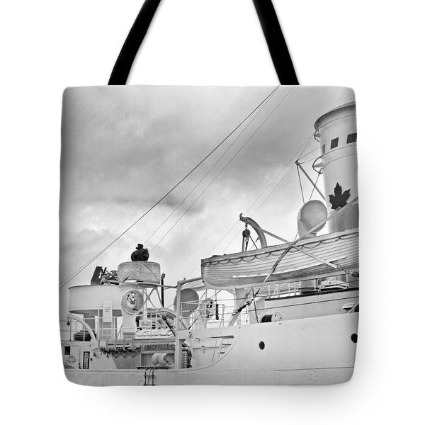 Peaceful  Tote Bag by Betsy Knapp