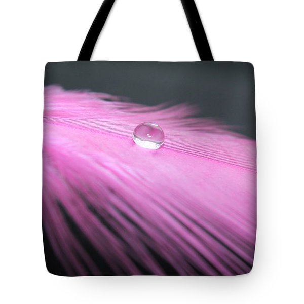 Peaceful Feeling Tote Bag by Krissy Katsimbras