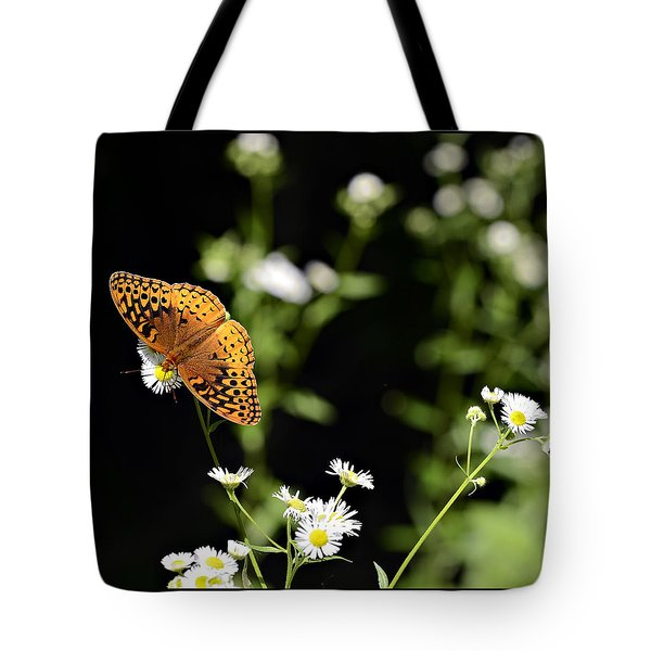 Peaceful Forest Tote Bag