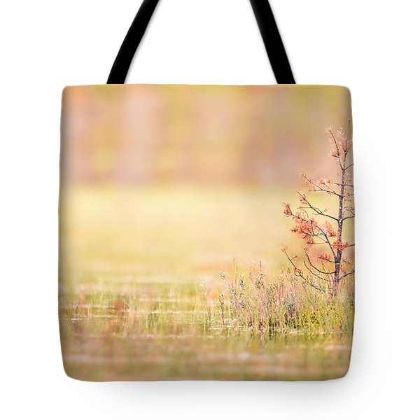 Peaceful Tote Bag by Janne Mankinen