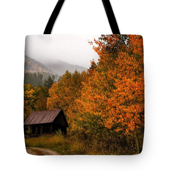Tote Bag featuring the photograph Peaceful by Ken Smith