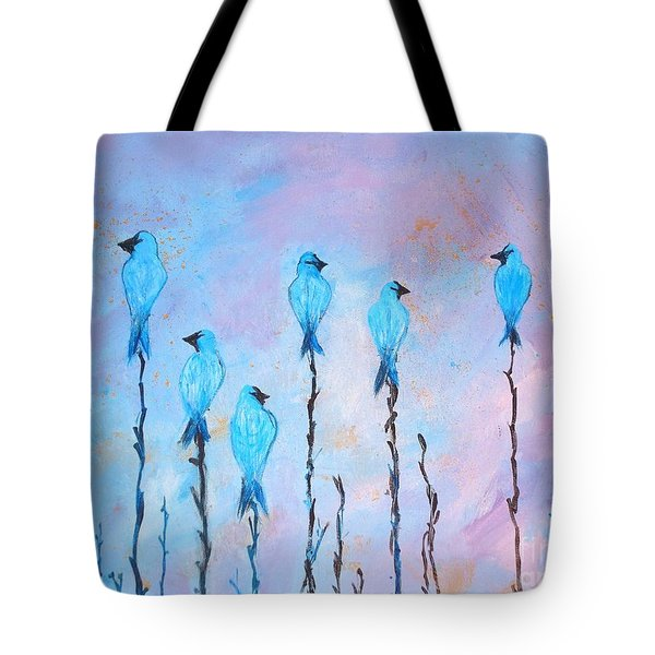 Peaceful Morning Limited Edition Prints 6 Of 20 Tote Bag