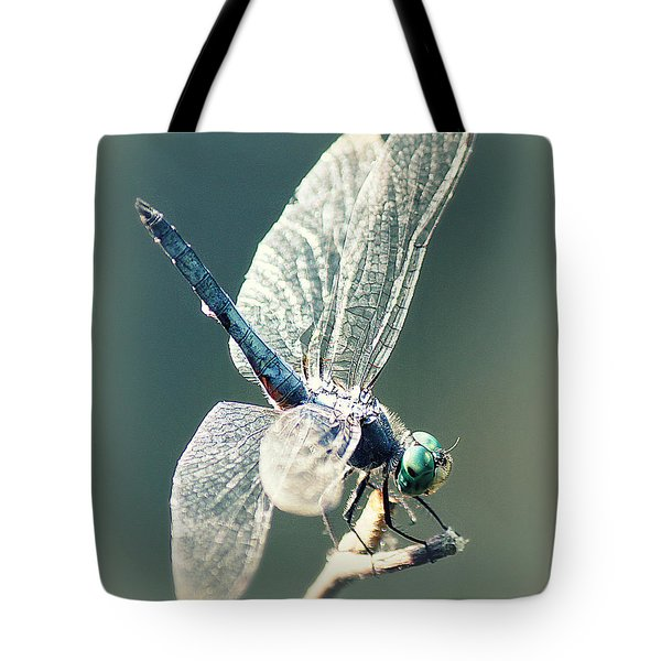 Peaceful Pause Tote Bag by Melanie Lankford Photography