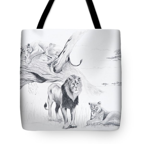 Peaceful Pride Tote Bag