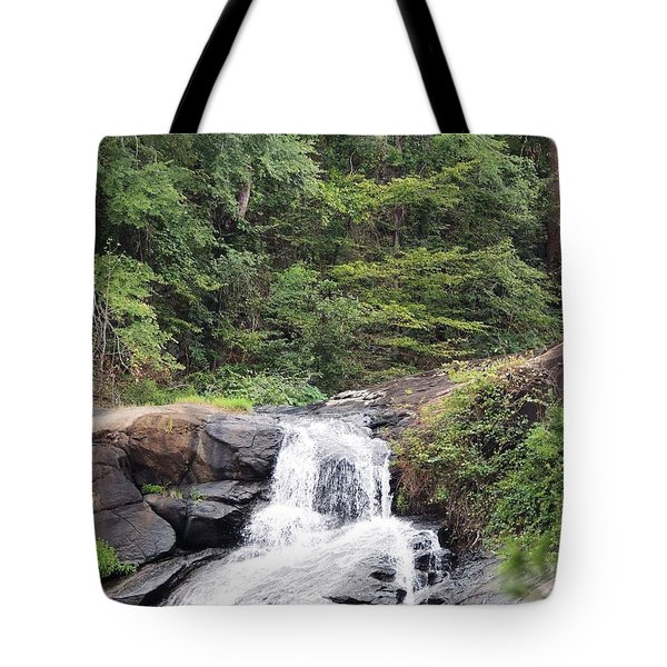 Tote Bag featuring the photograph Peaceful Retreat by Aaron Martens