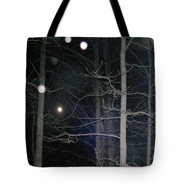 Tote Bag featuring the photograph Peaceful Spirits Passing by Pamela Hyde Wilson