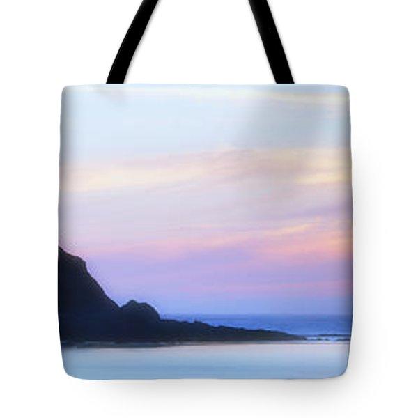 Peacefull Hues Tote Bag by Mark Kiver
