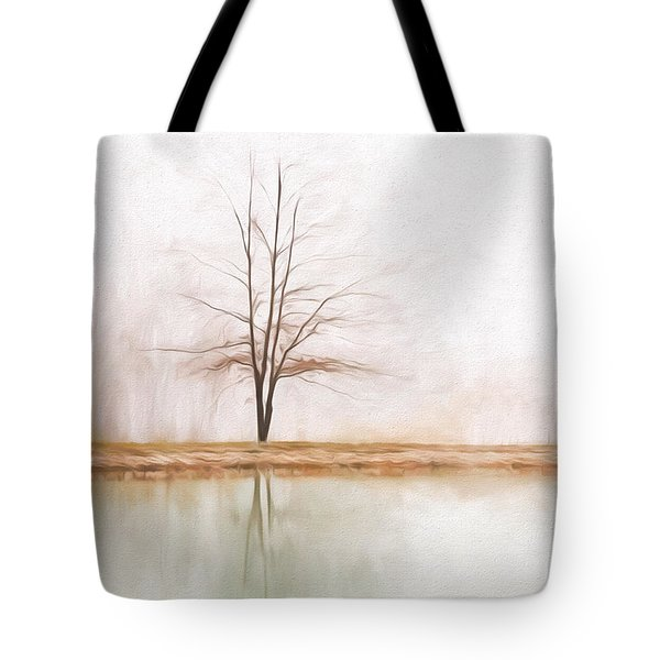 Peacefulness Tote Bag