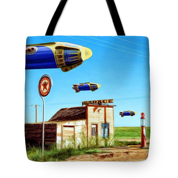 Peacekeepers Tote Bag by Dominic Piperata