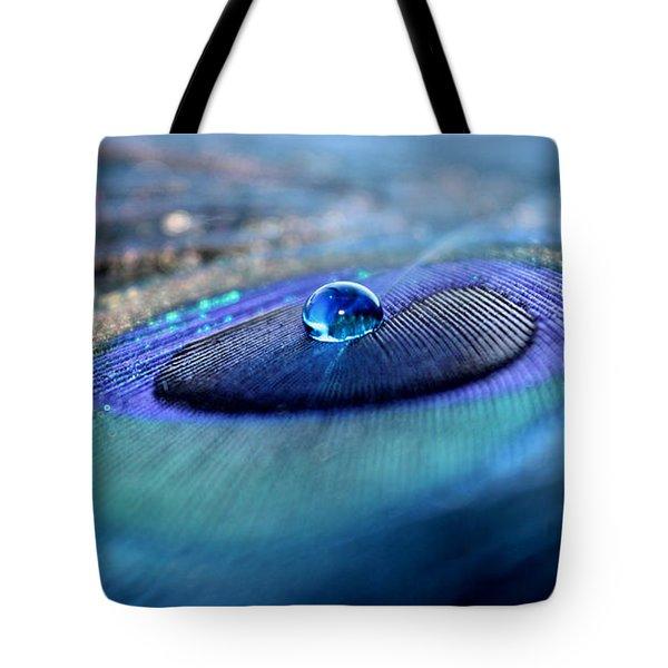 Peacock Potion Tote Bag