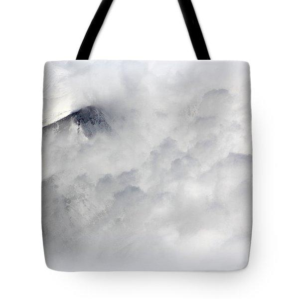 Peak A Boo Tote Bag