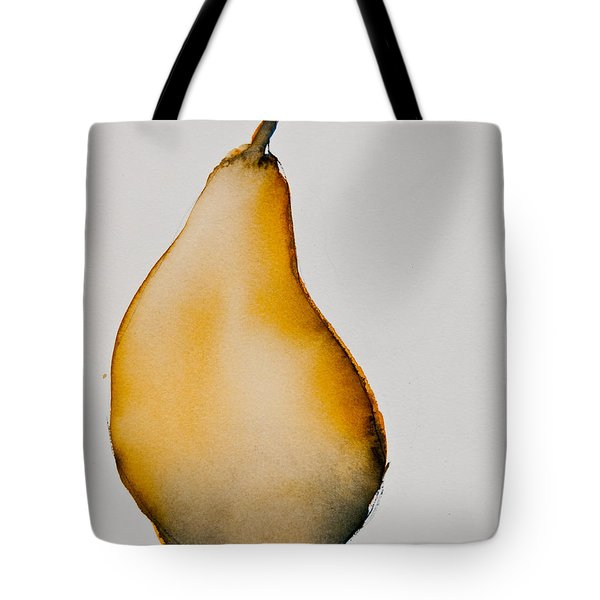 Pear Study Tote Bag by Jani Freimann