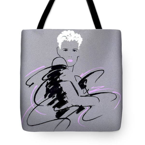 Pearl Tote Bag by Giannelli