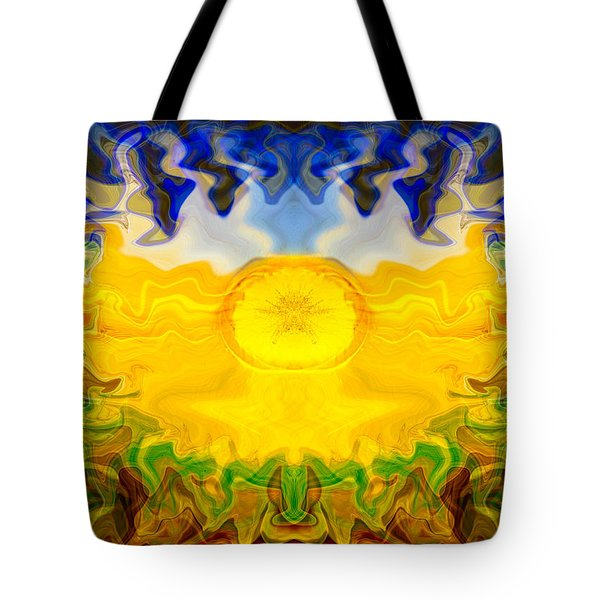 Pearlescent  Tote Bag