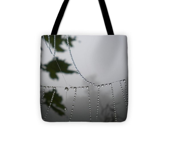 Pearls From Heaven Tote Bag by Diannah Lynch