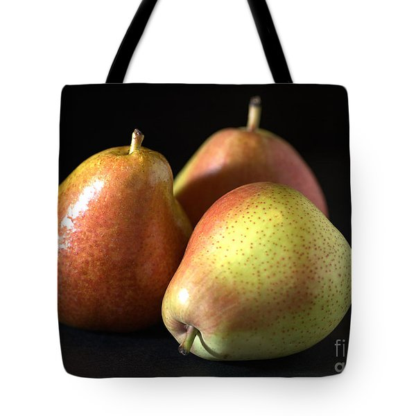 Pears Tote Bag by Joy Watson
