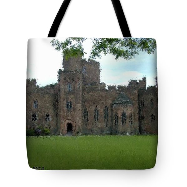 Peckforton Castle Tote Bag
