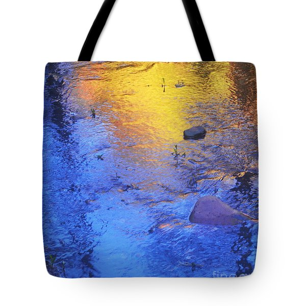 Pecos Reflection Tote Bag