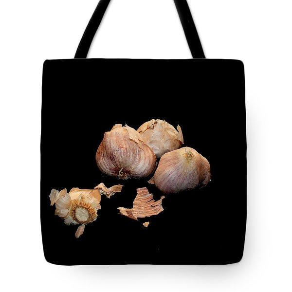 Peel Away Tote Bag by Susan Duda