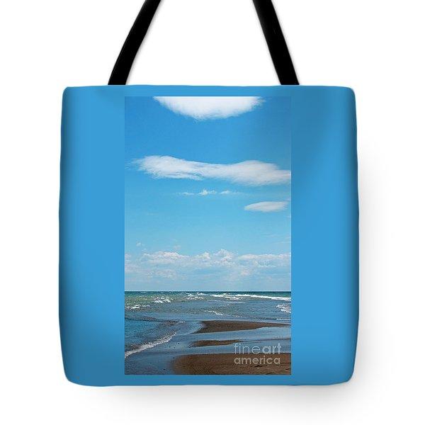 Pelee Tote Bag