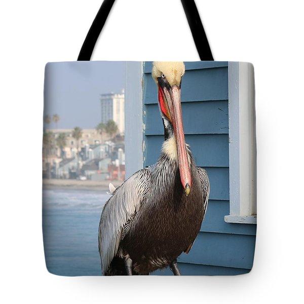 Pelican - 4 Tote Bag