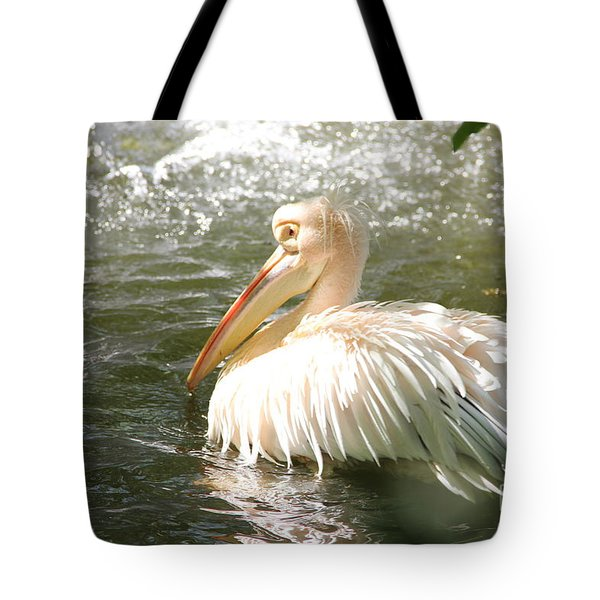 Pelican Bath Time Tote Bag
