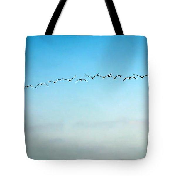 Pelican Flight Line Tote Bag
