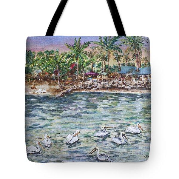 Pelican Medley Tote Bag