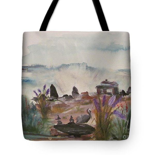 Pelican Point Tote Bag