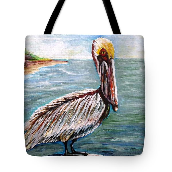 Pelican Pointe Tote Bag