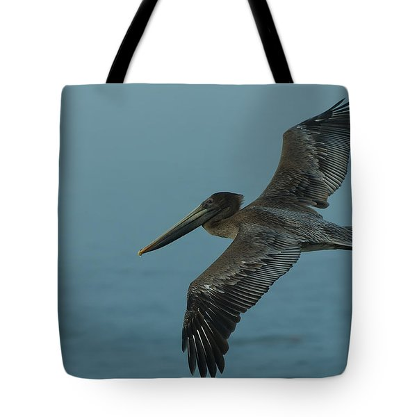 Pelican Tote Bag by Sebastian Musial