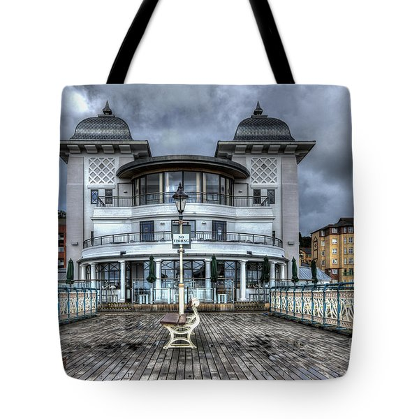 Penarth Pier Pavilion 2 Tote Bag