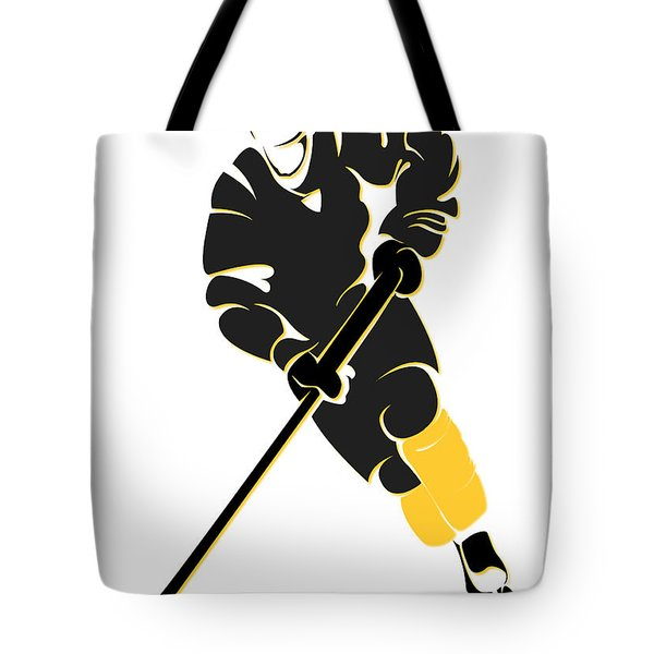 Penguins Shadow Player Tote Bag