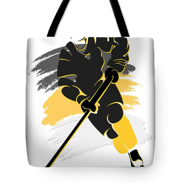 Penguins Shadow Player2 Tote Bag