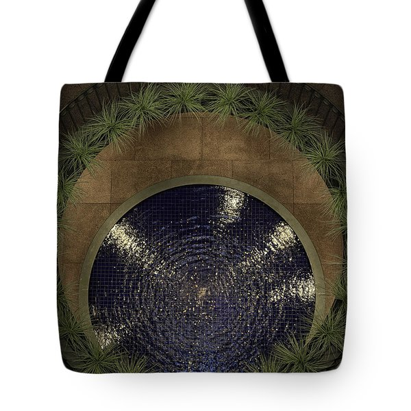 Pennies For Your Thoughts Tote Bag by Lynn Palmer