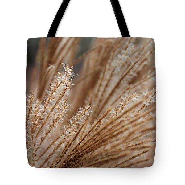 Pennisetum Tote Bag