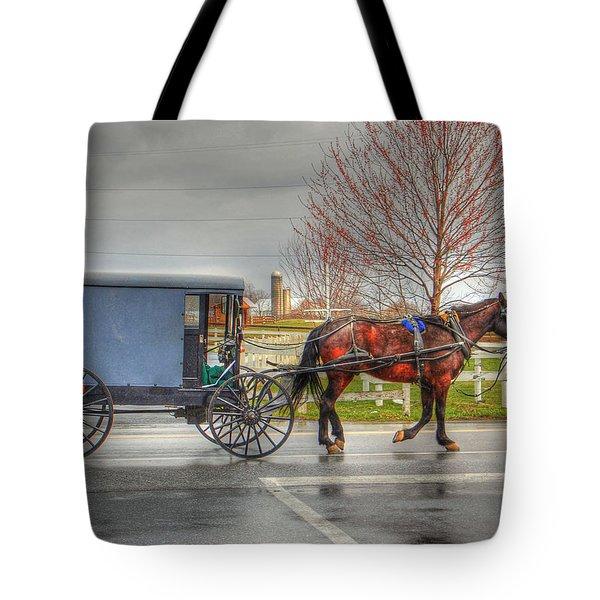 Pennsylvania Amish Tote Bag