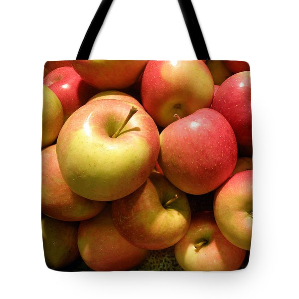 Pennsylvania Apples Tote Bag