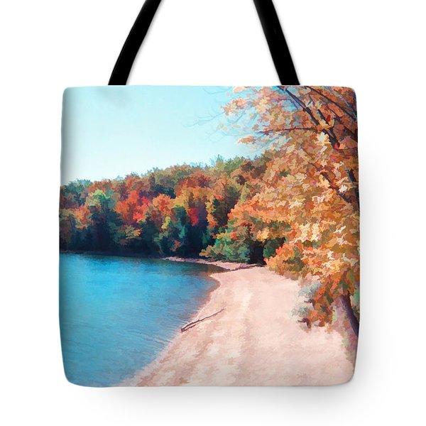 Pennsylvania Autumn 001 Tote Bag