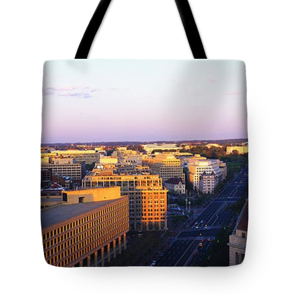 Pennsylvania Ave Washington Dc Tote Bag