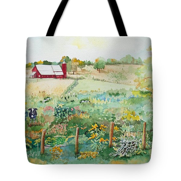 Pennsylvania Pasture Tote Bag