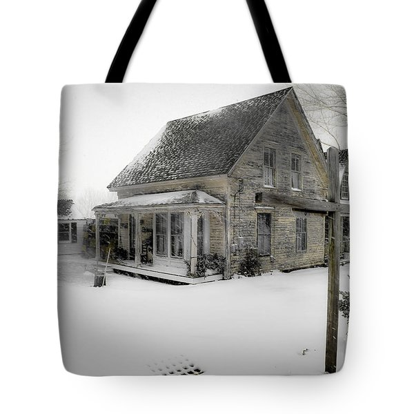 Pennywise Grate Tote Bag by Brenda Giasson
