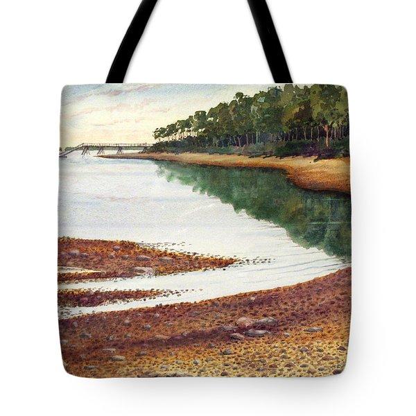 Penobscot Bay Tote Bag