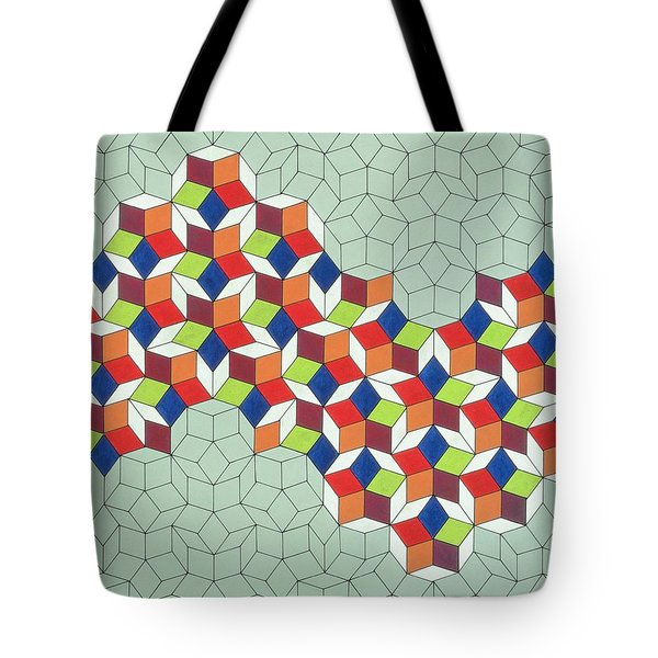 Penrose's Conundrum Tote Bag
