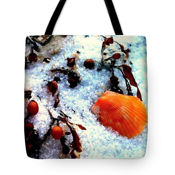 Pensacola Beach Sand Tote Bag